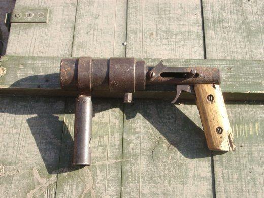 Thundergrip rifle