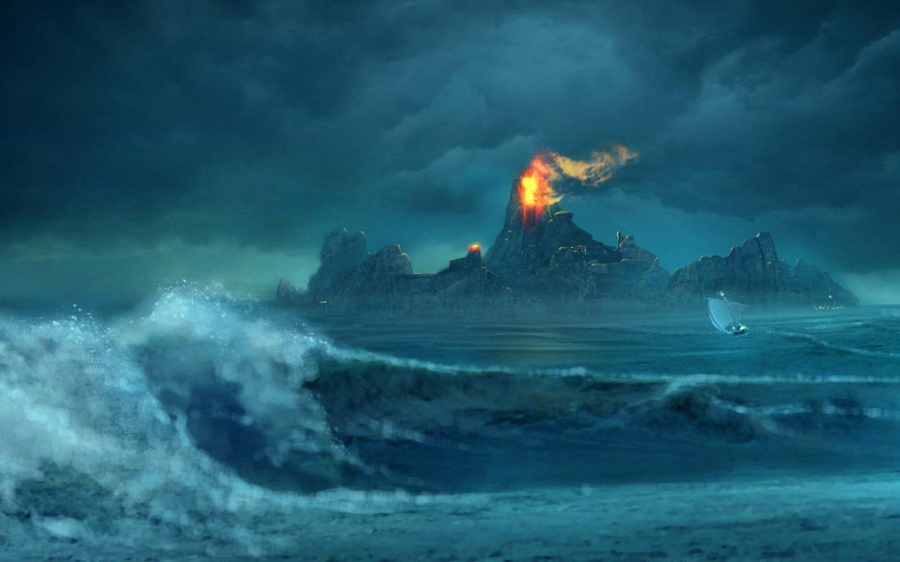 Isle perilous