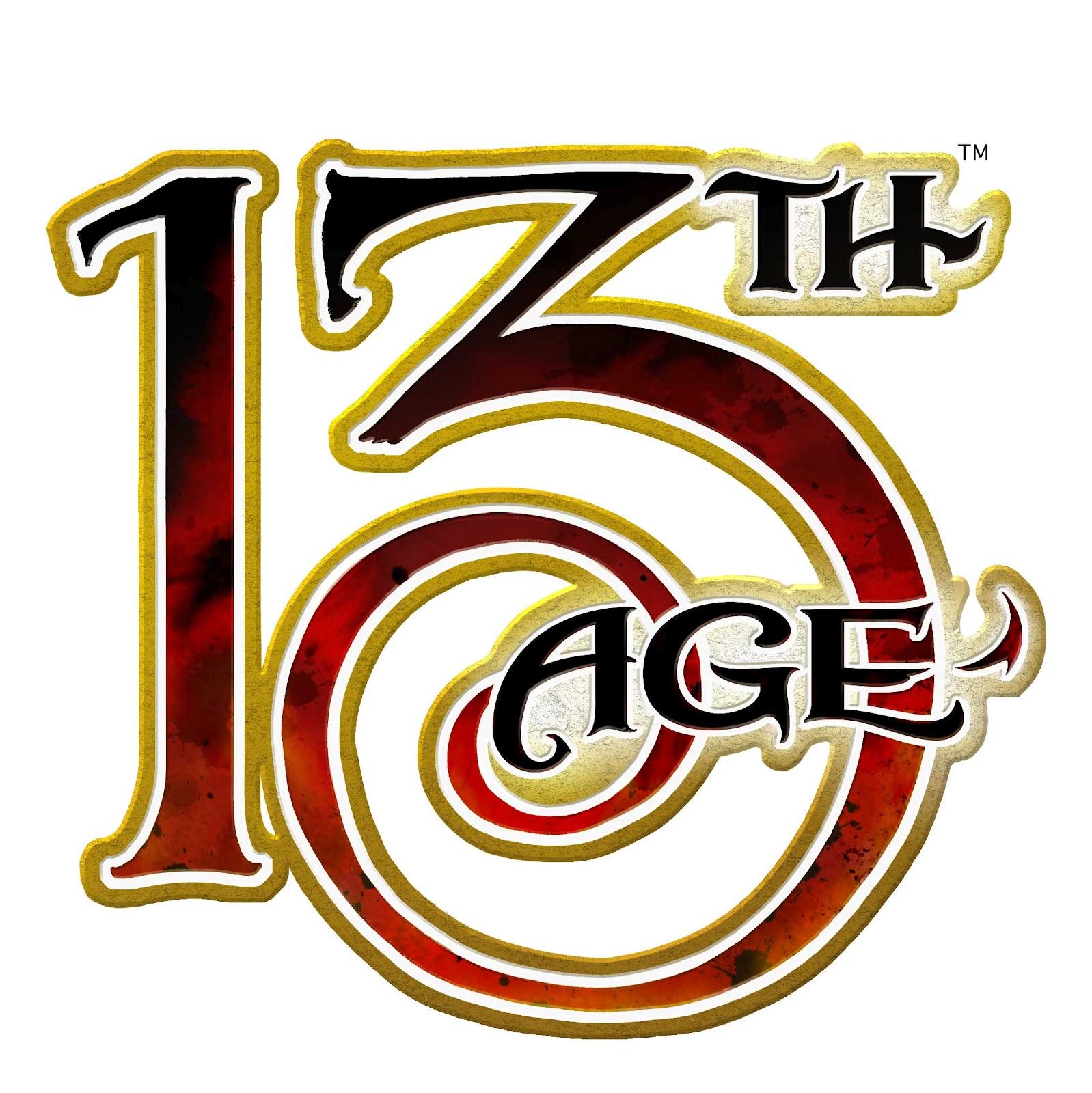 13 age logo full