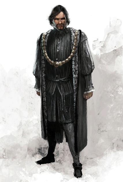 Archduke aedric d ganza