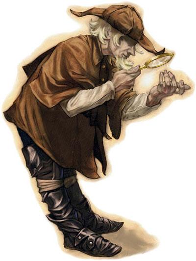 Thief taker