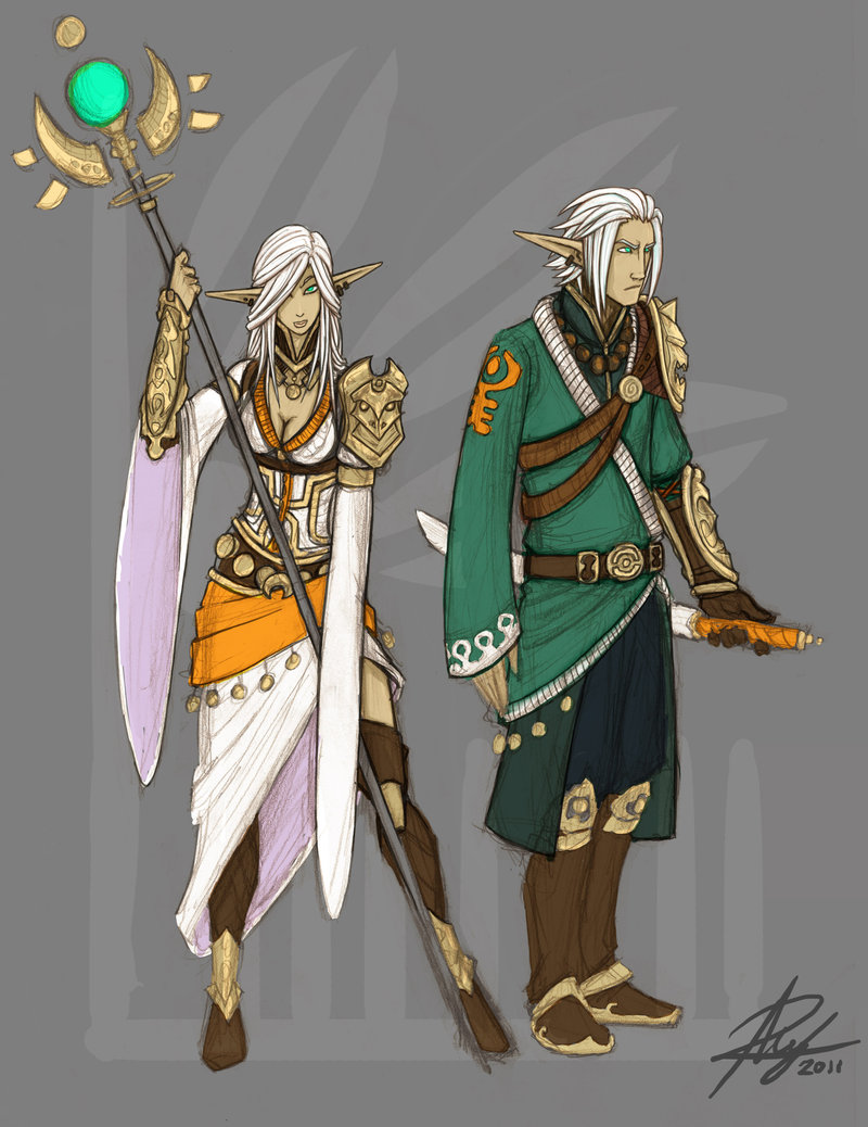 High elves by rego creations 74