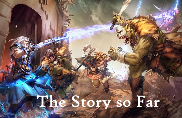 Story so far 4.0