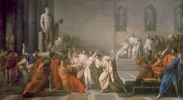 Caesar death1