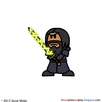 Dwarf avenger moradin grimm 1.01  lp4