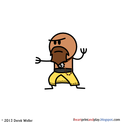 Dwarf monk koda 1.01  lp4