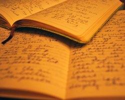 Character Journals