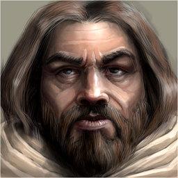 Barovia priest