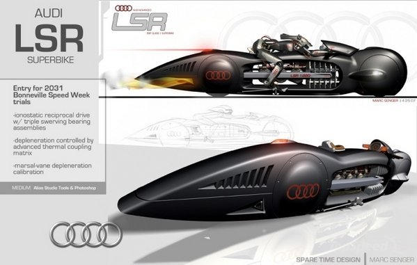 Audi lsr 2031