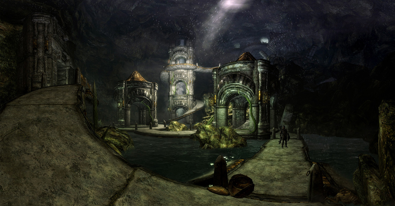Dwemer ruin