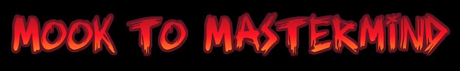 Mook to mastermind logo