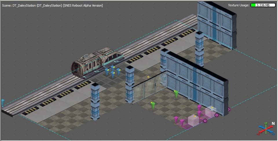 Srr dt daley platform