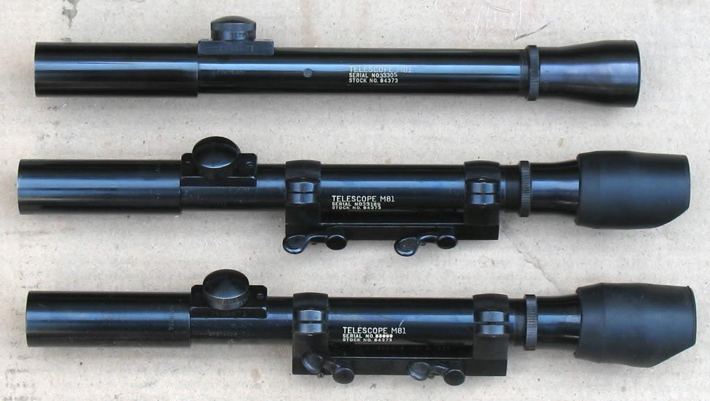 M81 scope