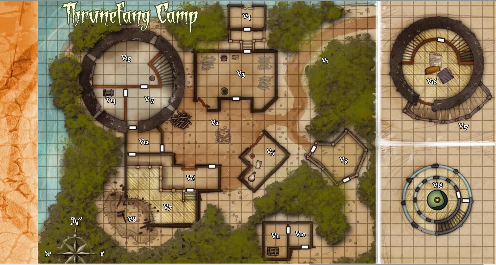 Cannibal camp
