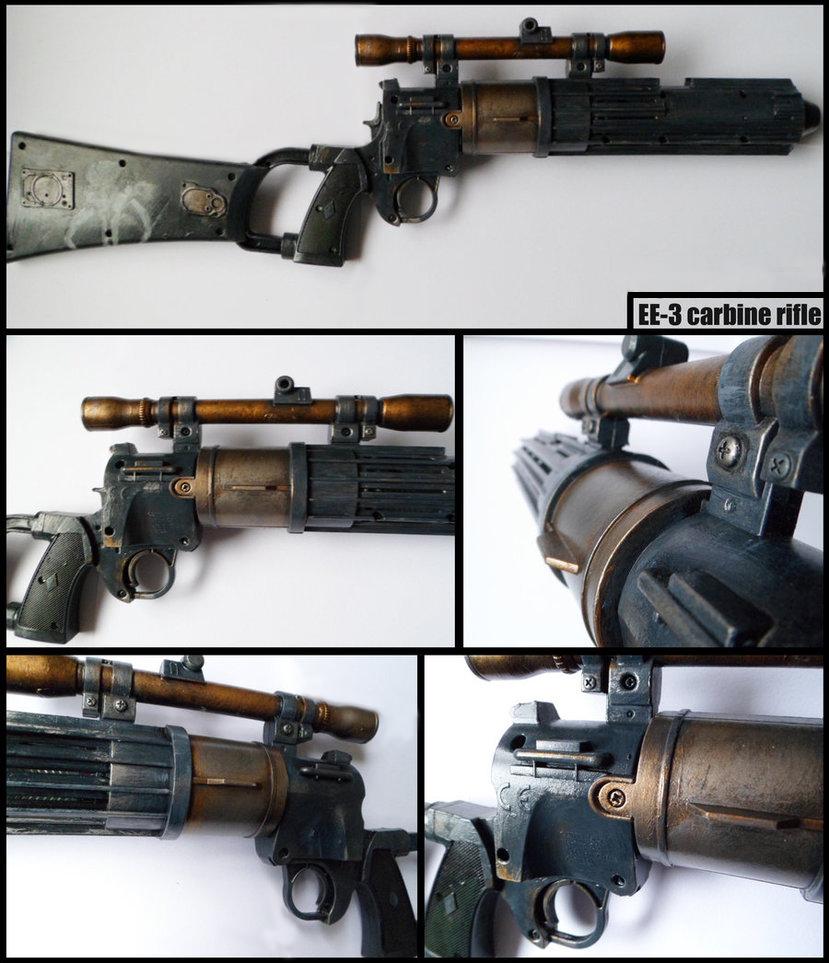 Ee3 blaster carbine