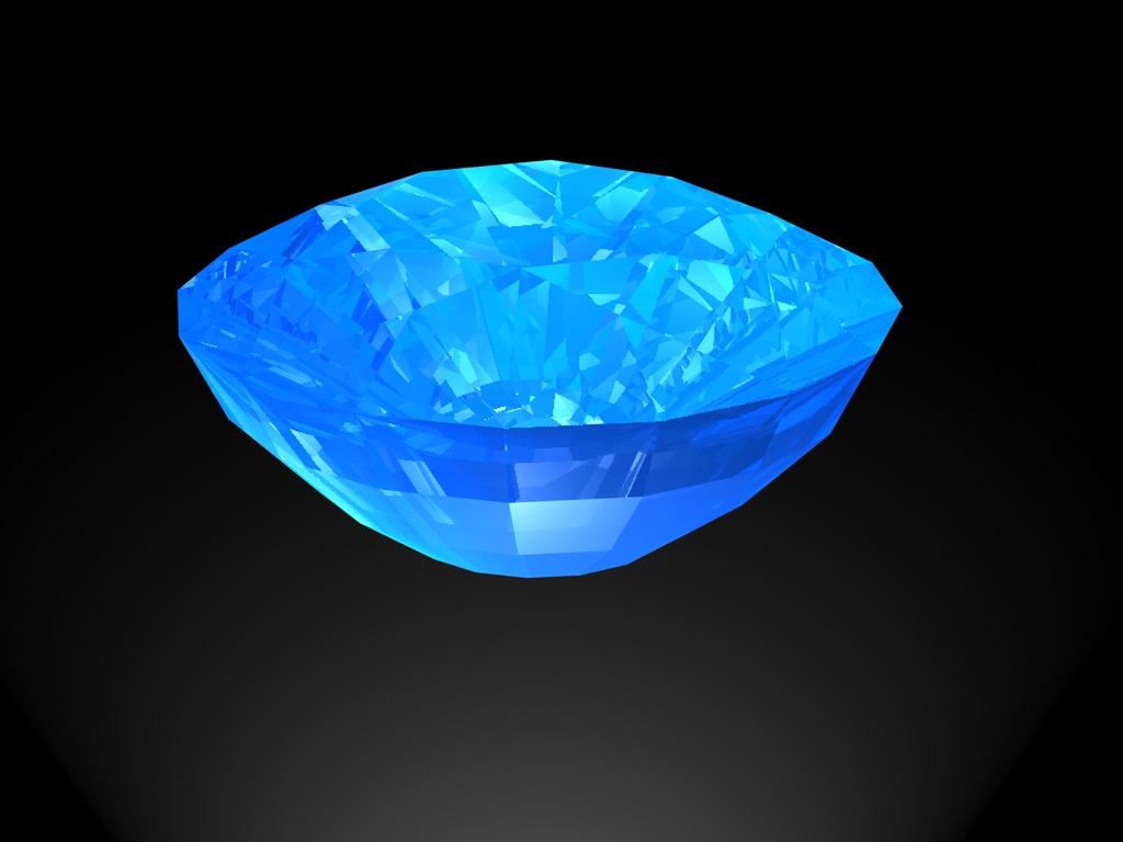 Sapphire gem