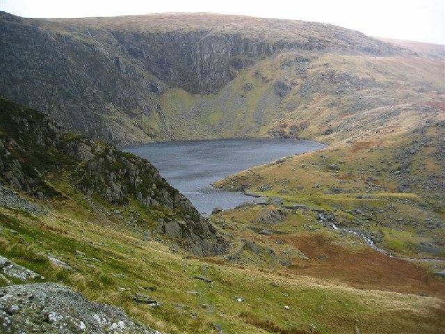 Llyn dulyn   geograph.org.uk   84859