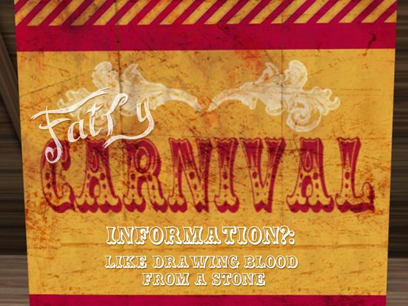 Fairy carnival intro