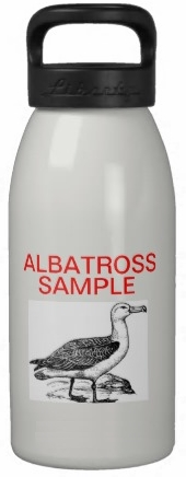 Albatross sample