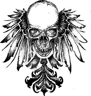 Darkmagic crest