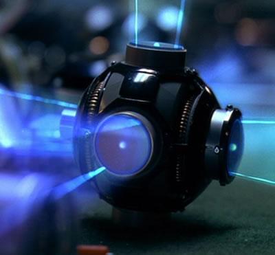 Dazzler grenade