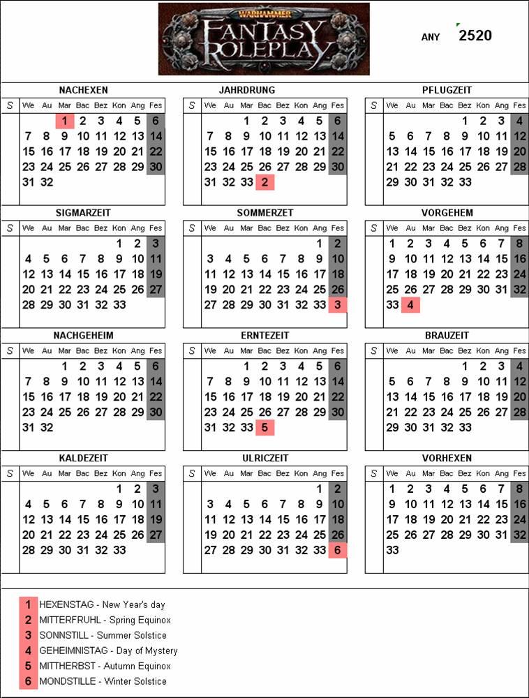Calendari imperial 2520