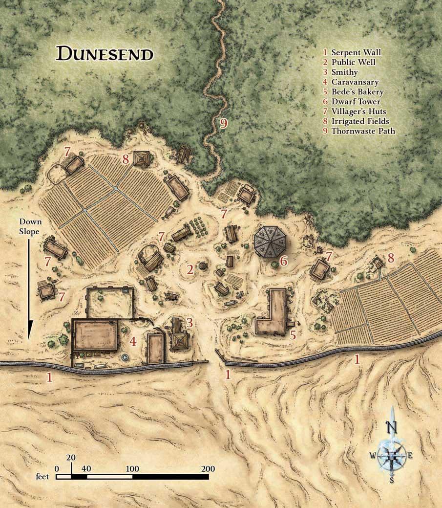 Dunesend