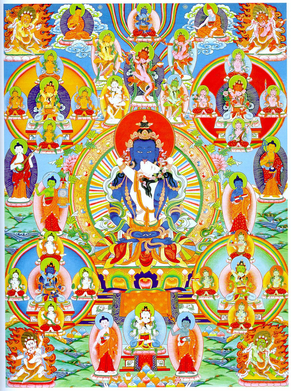 41 peaceful deities