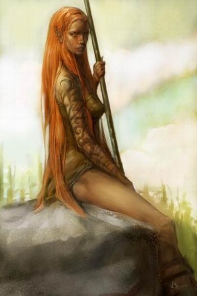 Mialee Portrait