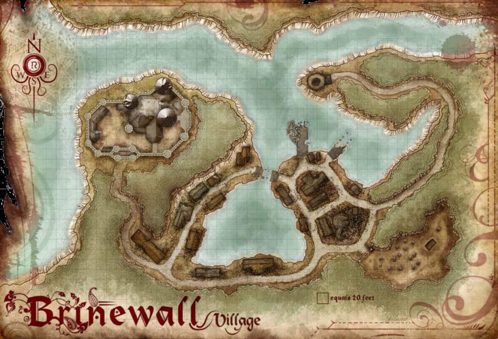 Brinewall