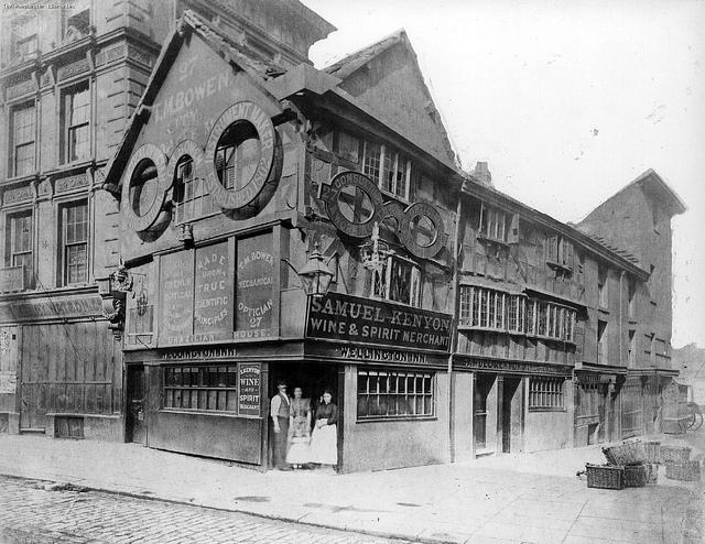 Wheatsheaf tavern