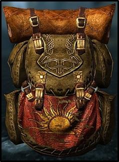 Praenuntius  backpack