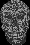 Ben tatoo skull