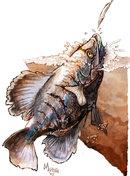 Rsz giant archerfish by caramitten