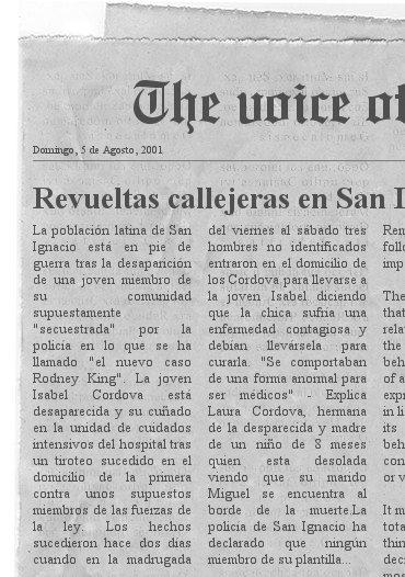 Periodico de San Jose