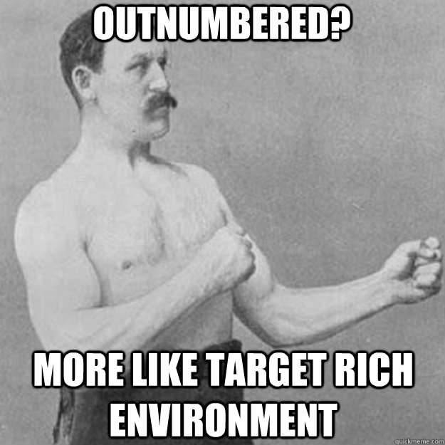 Targetrichenvironment