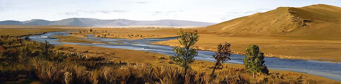 Speedpaint  mongolia by i net gra fx