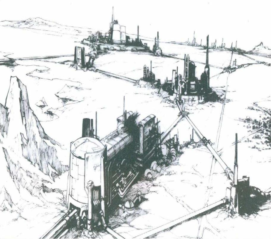 Dreadnaught factory