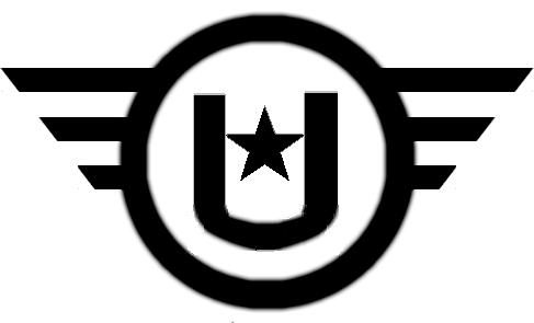Union insignia bw