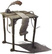 Pfs desk 180