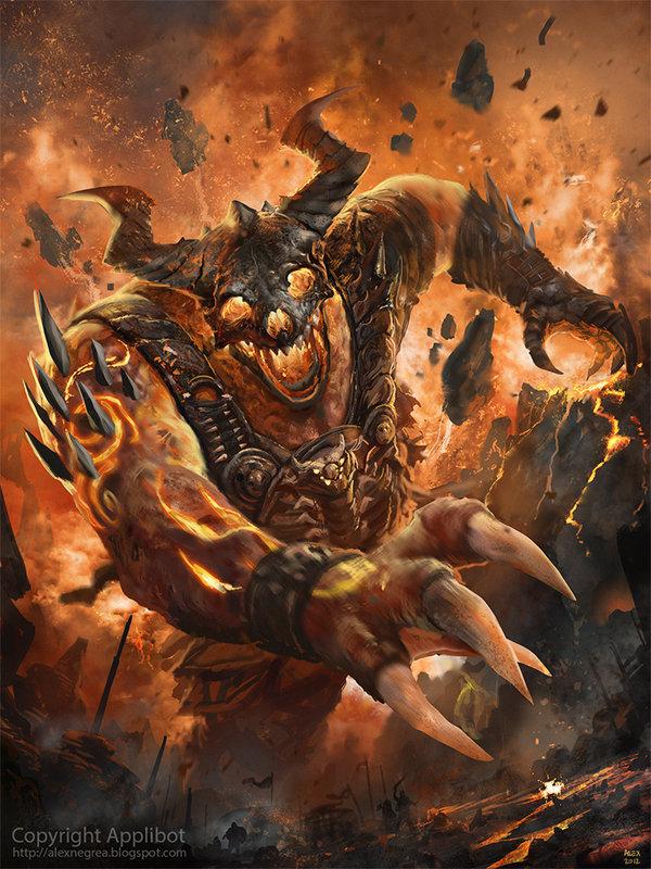 Demon dude2 by alexnegrea d60ojbe