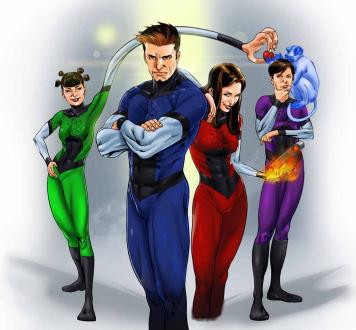 Atom family