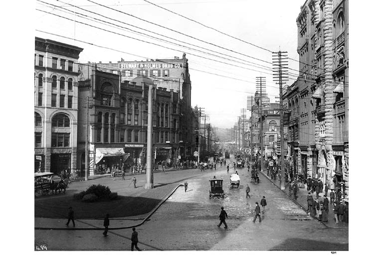 1st ave seattle 1900