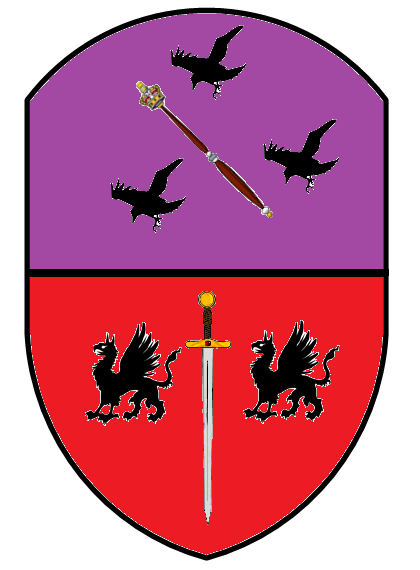 Royal guard coat of arms