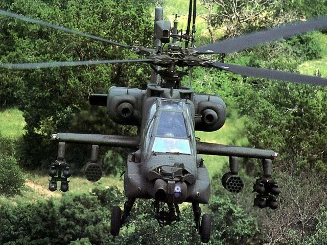 Apache attack helicopter 1024