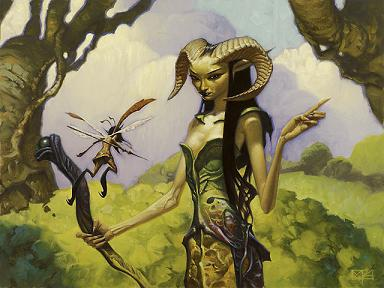 Corydon faeries