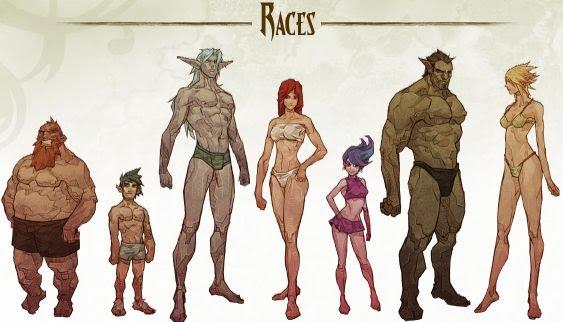 Path finder races
