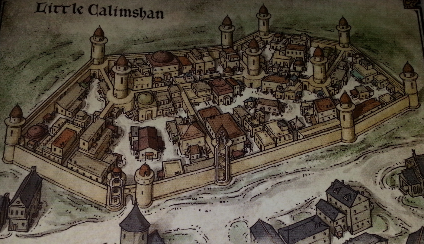 Little calimshan