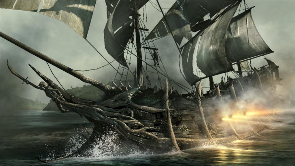 Mythic ship