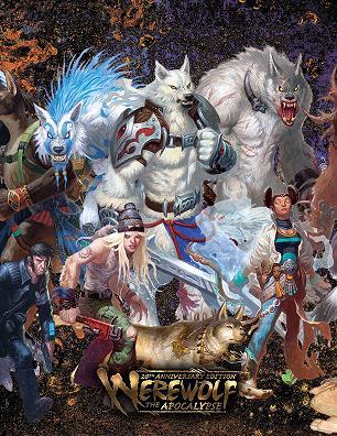 Werewolf opening